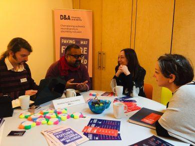 Digital inclusion workshop