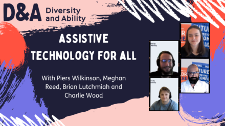 How can we encourage everyone to use assistive technology?