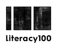 Literacy 100 logo