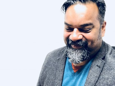 Atif CHoudhury portrait, D&A CEO