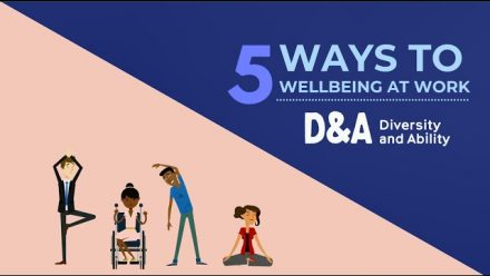 5 Ways to Well-being in the Workplace